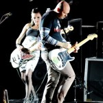 Smashing Pumpkins Perform At The Gibson Amphitheatre